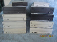 cd and dvd drive job lot
