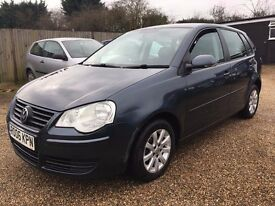 VW POLO 1.2SE 2006 5DR * IDEAL FIRST CAR * CHEAP INSURANCE * HPI CLEAR