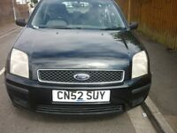 ford fusion, 2002, nice to drive, 5 doors, power steering fault