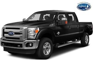 2015 Ford F-350 Lariat (Nav  Remote Start  Heated/Cooled Seats)
