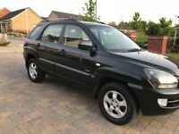 KIA Sportage 2.0 CRDi XS 4WD DIESEL5dr ,MOT 11 MONTHS AND LOW MILEAS ONLY 36000