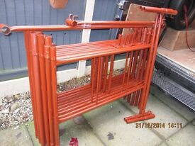 Brand New Tuf Towers Steel Scaffold Tower