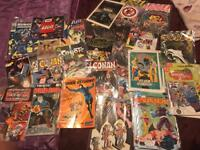 Over 1000 of old comic books forsale need gone asap looking for around £ 700