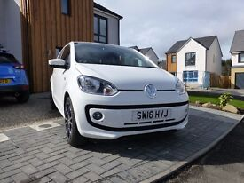 2016 VW Up! HIGH Up! 3 door hatchback with Sports Pack