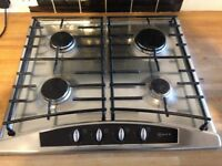 Neff Gas Hob, Stainless Steel, new cooker forces sale!