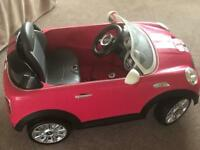 Kids Electric Mini Pink