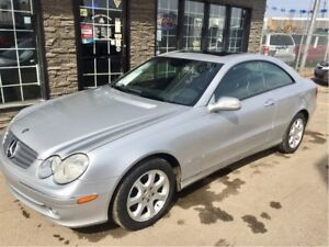 2003 Mercedes-Benz CLK-Class C320 ***Full Leather Interior***