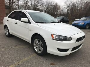 2008 Mitsubishi Lancer NO ACCIDENT - SAFETY & E-TESTED