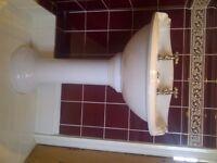 Charlotte Bathroom Sink Period/vintage style