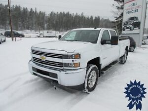 2015 Chevrolet Silverado 3500HD  LT, Turbocharged 6.6L V8 Diesel