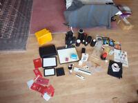 New Unused Colour Darkroom, full setup. Paterson, Ilford Cibachrome