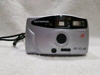 Olympus AF10 XB 35MM film compact rangefinder 29mm lens camera retro pre digital
