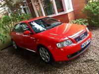 Audi S3 8l VAG NOT VW MK4 GOLF SEAT SKODA QUATTRO 5x100 RED 1.8T 4x4