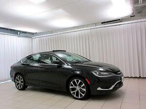 2016 Chrysler 200 NOW THAT'S A DEAL!! 200C SEDAN w/ NAV SYSTEM,