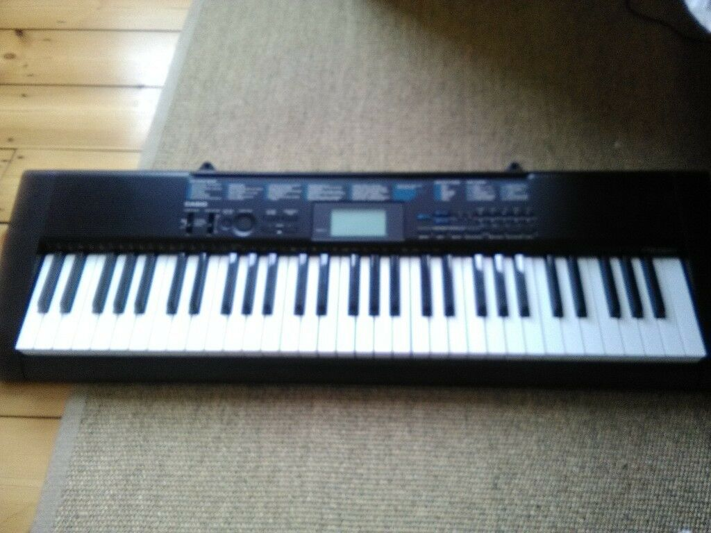 casio ctk 1200ad full size starter keyboard in catford london gumtree. Black Bedroom Furniture Sets. Home Design Ideas