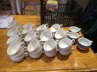 Churchill cappuccino cups