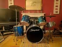 SlingerLand full drumset