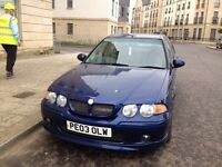 MG ZS 180+ 2.5 V6 GOOD CONDITION JUST HAD £££'s SPENT ON LAST MoT
