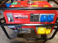 Genuine Honda EM4500 Generator
