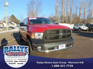 2014 Ram 1500 ST! 4X4! Alloy! Trade In! Save!