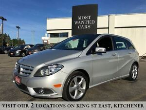 2014 Mercedes-Benz B-Class B250 Sports Tourer | PANO ROOF | CAME