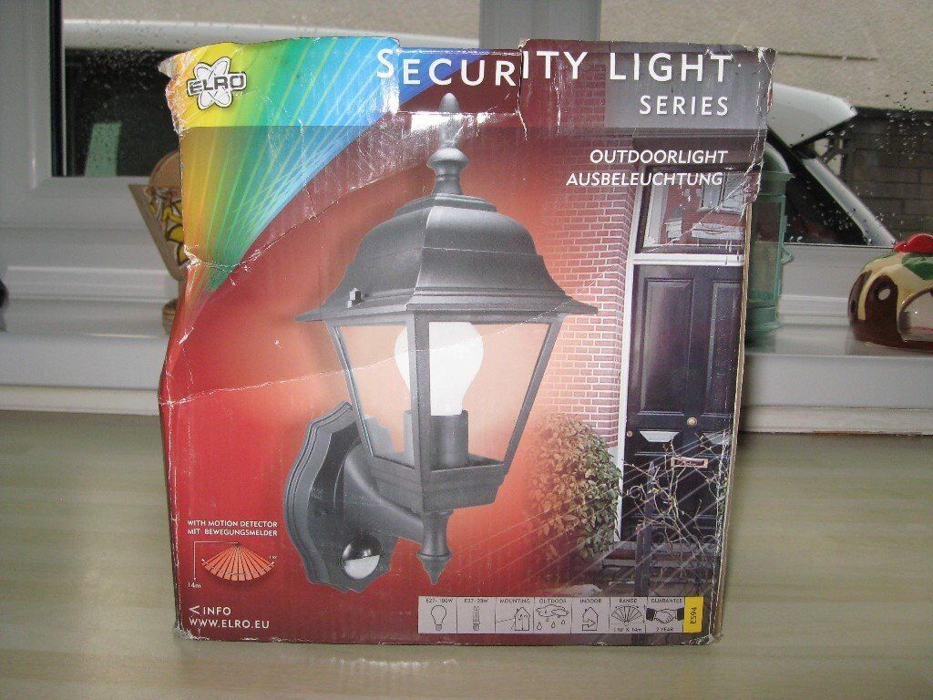 Elro Outdoor Security Light ES94