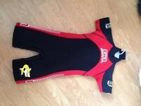 Wetsuits x2 children's NEW