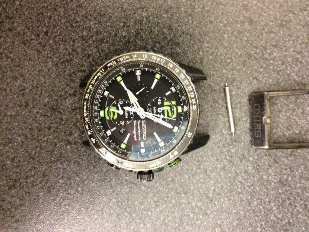 Seiko sport tura watchin Worsley, ManchesterGumtree - Here is a nice seiko sport tura watch needs strap and battery well worth £20 ring me on 07541671833