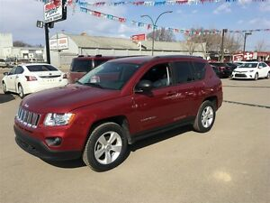 2012 Jeep Compass Sport North Edition ONLY 42km