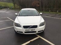 Volvo C70 se lux D5 Automatic Turbo Diesel 2.4cc 180bhp 2 door convertible 57/2007 1 former keeper 1