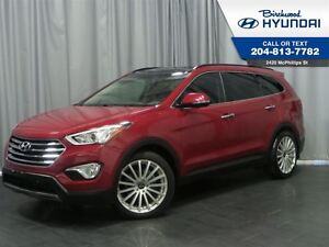 2013 Hyundai Santa Fe XL Limited 6-Passenger *Loaded