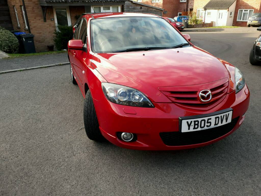 Now sold Mazda