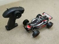Brand new RC Car, QZT 2.4Ghz Radio Control off-road Vehicle 2WD 1:20 Remote-Controlled Racing Car