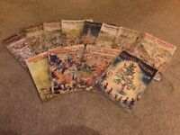 Collection of Collins magazines for boys and girls