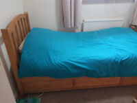 Furnished single room in detached house, 200mbps wi-fi - just £350pcm incl. all bills!