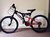 "Boys (Brand New) Muddy Fox Mountain Bike 24"""