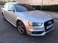 Audi A4 Avant 2.0 TDI S Line Estate 5dr Diesel Manual (124 g/km, 141 bhp)Free Warranty. New mot