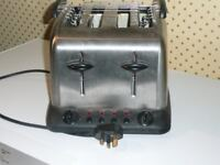 Electric Toaster 4 slice