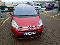 Citroen c4 exclusive 7 seater
