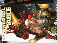 Deadpool & Cable ultimate collection comic book