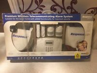 Friesland SL5 premium wireless Telecommunicating Alarm System