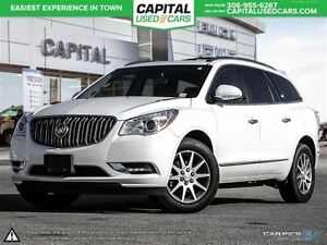 2016 Buick Enclave *Leather *Backup Camera *Heated Steering Whee