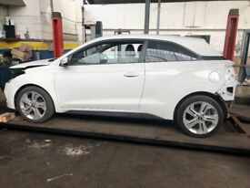 2017 Hyundai i20 Premium 3dr salvage category N