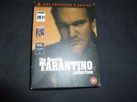 The Quentin Tarrantino DVD Collection
