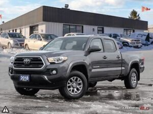 2018 Toyota Tacoma SR5,4X4,TOW PKG,REARVIEW CAM,L.D.A,V.D.S
