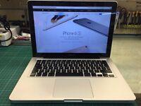 Apple MacBook (13-inch, Late 2008) - 128GB SSD, 4GB RAM, Intel Core 2 Duo 2GHz, NVIDIA GeForce 9400M