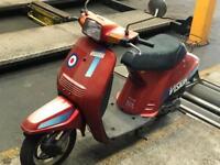 Honda Vision 50cc, New MOT ,Classic similar to Vespa