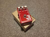 Malekko Ekko 616 Analog Delay (MKII) modulated delay/chorus/buffer pedal