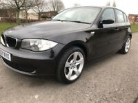 Bmw 1 series 57 (2008) diesel 90k px welcome at trade
