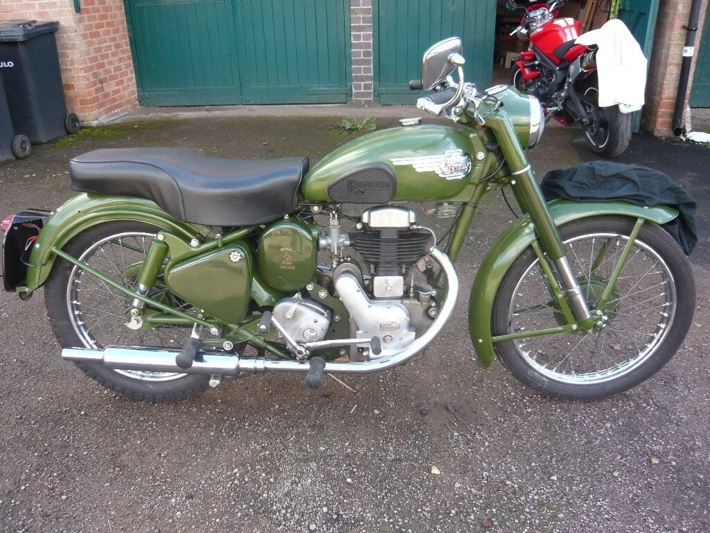 31b58545 Royal Enfield 1954 250cc Clipper   in Leicester, Leicestershire   Gumtree